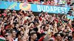Hungria 0 - 0 Portugal