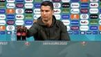 Coca-cola perde 4 mil milhões de dólares em bolsa após atitude de Cristiano Ronaldo