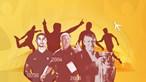 Viaje pelas vitórias e derrotas da seleção e conheça os números de Portugal nos europeus