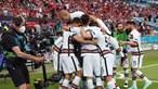 Estreia com o pé direito no Euro 2020: Portugal vence Hungria com três golos