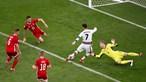 Estreia com o pé direito: Portugal vence Hungria com três golos de Raphaël Guerreiro e Ronaldo