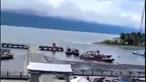 Sismo de magnitude 6.1 abala Indonésia e deixa país em risco de tsunami