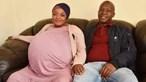 Mulher que bateu recorde mundial ao dar à luz 10 bebés fingiu tudo, diz o pai das crianças