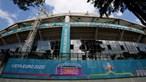 Alerta de bomba perto do Estádio Olímpico de Roma antes do jogo entre Itália e Suíça