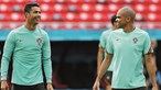 Cristiano Ronaldo de cara nova na Seleção