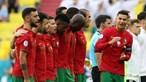 Portugal quis dar a volta mas Alemanha levou a melhor por 4-2