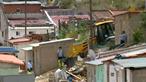 Tensão entre moradores e PSP durante demolição de barracas em Loures