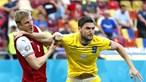 Países Baixos e Áustria vencem na última jornada do Grupo C e garantem passagem à proxima fase