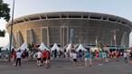 Adeptos já estão a entrar no estádio para assistir ao Portugal-França no Euro 2020. Veja as imagens em direto