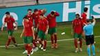Portugal repete bicampeã Espanha e passa fase de grupos no Euro 2020