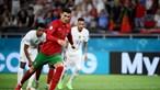 Cristiano Ronaldo agradece apoio dos adeptos e dá os parabéns à Seleção