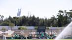 Base da Seleção Nacional transferida de Budapeste para a Cidade do Futebol em Oeiras