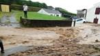 Chuva forte e cheias: Proteção Civil regista dezenas de ocorrências em São Miguel, nos Açores