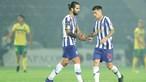 Otávio e Sérgio na rota de saída do FC Porto