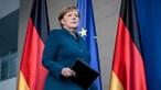 Angela Merkel inquieta pelo número de adeptos permitidos em Wembley para jogo do Euro