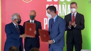 #Vamos2030: Portugal e Espanha apresentam candidatura para organizar Mundial 2030