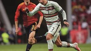 Um golo é o que Ronaldo precisa para deixar para trás Platini