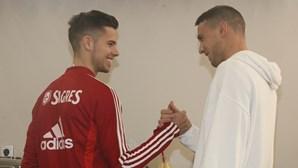 Mourinho deseja dois jogadores do Benfica e pode dar milhões às águias