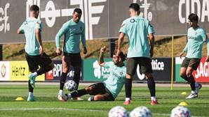 Seleção Nacional já foi vacinada contra a Covid-19 para o Euro 2020