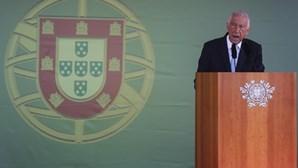 """""""Agradecer aos nossos irmãos que pelo Mundo criam portugais"""": Marcelo no discurso do 10 de junho"""