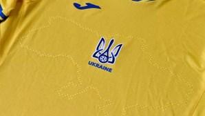 Ucrânia altera equipamento para o Euro2020, a pedido da UEFA