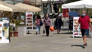 Empresários de Braga preocupados com travão no desconfinamento