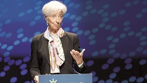 Lagarde tranquiliza mercados europeus na reunião do BCE