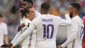 Três rivais de Portugal no Euro 2020 valem 2041 milhões de euros
