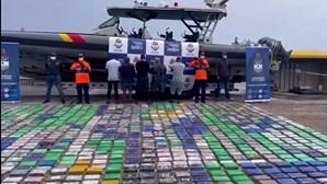 Colômbia apreende duas toneladas de cocaína no Mar das Caraíbas