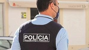 Mulher detida após agredir agente da PSP em Beja