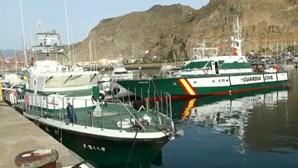 Guardia Civil concentra buscas por Anna a poucos metros do fundo do mar em Tenerife