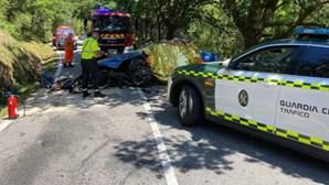 Piloto de rali espanhol morre em acidente com carro português