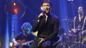 Bilhetes para regresso de Tony Carreira aos palcos após morte da filha Sara esgotam em 10 minutos