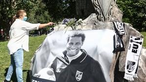 Guimarães diz último adeus a Neno este domingo