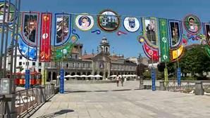 Comerciantes de Braga indignados com decisão da autarquia de ter público em eventos