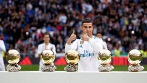 Cristiano Ronaldo com sexta Bola de Ouro na mira