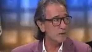 """Rodolfo Reis: """"Alguém está a mentir no Benfica"""""""