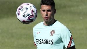 Falha 'bolha' da Covid-19 na Seleção: Cancelo infetado fora de combate