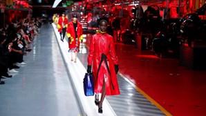 Ferrari lança primeira coleção de moda