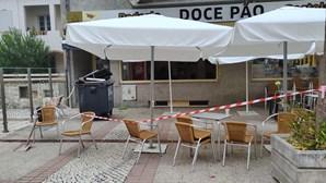 Explosão em padaria faz três feridos em Ovar