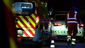 Homem morre em despiste nas portagens de acesso à A12 no sentido Setúbal-Palmela