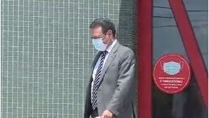 Prossegue julgamento do ex-deputado Agostinho Branquinho acusado de tráfico de influência