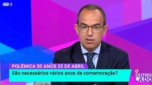 Adão e Silva continua a receber na RTP