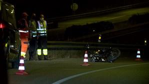 Inspetor do SEF morre em despiste de mota em Palmela