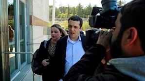 Amante de Rosa Grilo entregou-se na cadeia de Évora para cumprir 25 anos de prisão