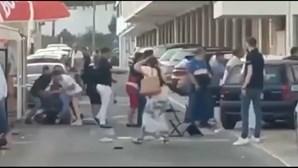 Rixa em restaurante de Sesimbra deixa proprietário, mulher e dois filhos feridos