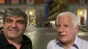 Diretor de Recursos Humanos da TAP suspenso até conclusão do inquérito sobre vídeo em Madrid