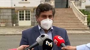 """Bernardino Soares manifesta """"total apoio"""" às buscas realizadas pela PJ em Loures"""