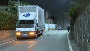 Motociclista morre em colisão violenta em Paços de Ferreira
