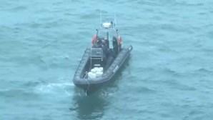 Cinco migrantes intercetados em praia de Aljezur. Embarcação desapareceu